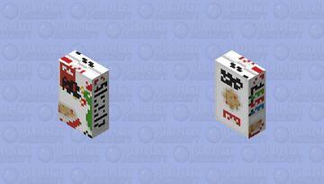 Cornflakes Minecraft Mob Skin