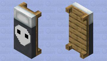 Evangelion Angel Bed Minecraft Mob Skin