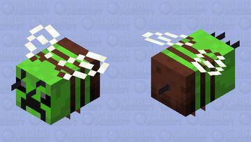 Beeper [Cursed Thing] Minecraft Mob Skin