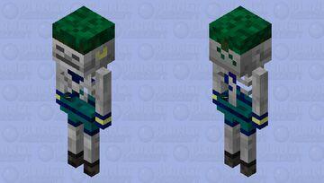 Skeleton pirate 3 Minecraft Mob Skin