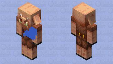 idk Minecraft Mob Skin