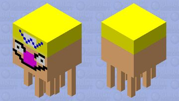 EVERY COPY OF MINECRAFT IS PERSONALIZED WAHAHAHAHAHAHHA Minecraft Mob Skin