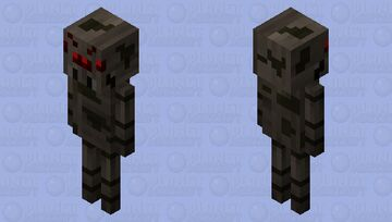 A spider like any other. Minecraft Mob Skin