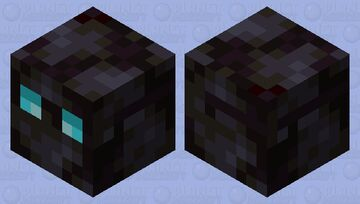 soul fire magma cube (commission) Minecraft Mob Skin