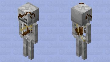skeleton archer v.1 Minecraft Mob Skin