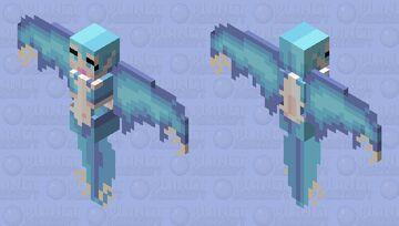 Harpy ~ Greek Mythology Minecraft Mob Skin