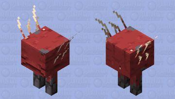 Meet the Strider Minecraft Mob Skin