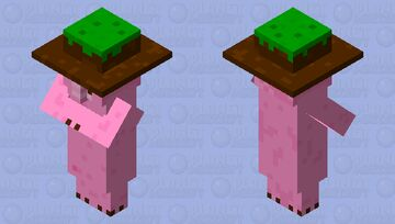 Pig villager Minecraft Mob Skin