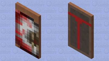 terracape Minecraft Mob Skin