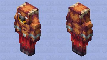 Minotaur | Mythical Creatures Mob Skin Contest Minecraft Mob Skin