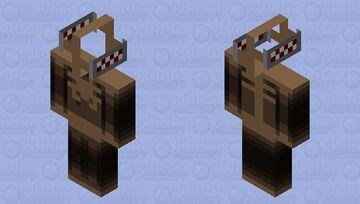 사이렌 헤드(siren head) Minecraft Mob Skin