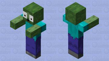 WOW Minecraft Mob Skin