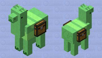 Brontosaur Minecraft Mob Skin