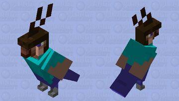a talkative boy Minecraft Mob Skin