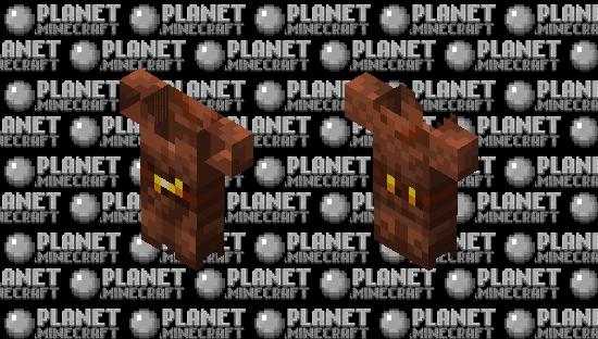 Piglin clothes Minecraft Skin