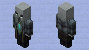 Mage Evoker | Version 2 | HD 2x Minecraft Mob Skin