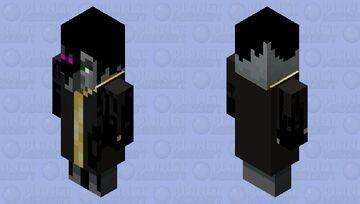 Corrupted evoker Minecraft Mob Skin