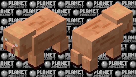 Pig Piglin Minecraft Skin