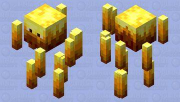 Blaze Fix Minecraft Mob Skin