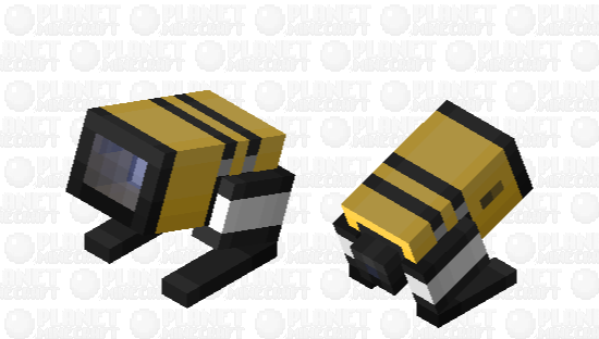 Starscope Minecraft Skin