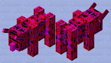 Mega Stier ♉️ Minecraft Mob Skin