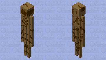 Siren head Minecraft Mob Skin