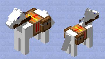 wight horse 🐴 Minecraft Mob Skin