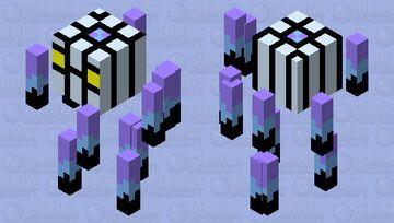 Chandelure Minecraft Mob Skin