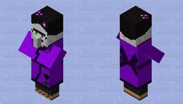 Geisha (Villager) Minecraft Mob Skin
