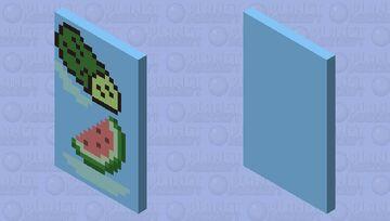 Cucumber_Melqn Minecraft Mob Skin