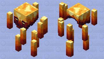 Look deeply into my eyes || [HD] Minecraft Mob Skin