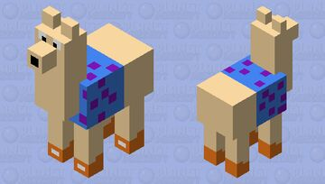 Rocko Minecraft Mob Skin