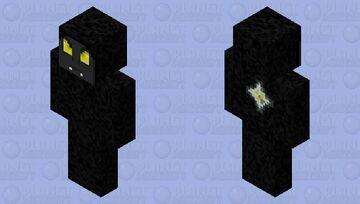 Star Protector Minecraft Mob Skin