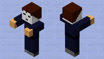 Michael Myers Minecraft Mob Skin