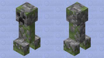 Ancient Creeper V.2 Minecraft Mob Skin