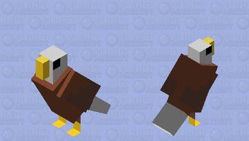 eagle (parrot) Minecraft Mob Skin