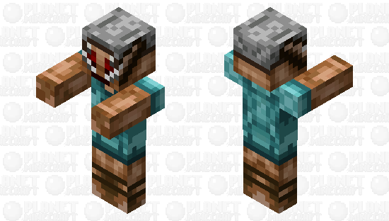 Orc [Might and Magic Xeen Trilogy] Minecraft Skin