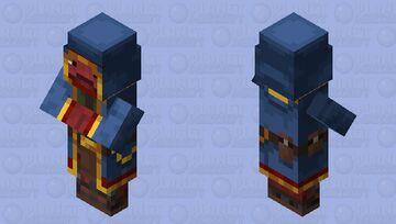 Wandering Strider Minecraft Mob Skin
