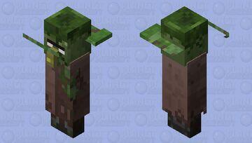 very strange villager Minecraft Mob Skin