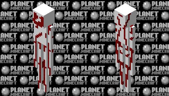 Scp-096 Minecraft Skin