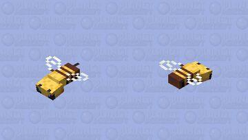 Beetom/Phantom Bee Minecraft Mob Skin