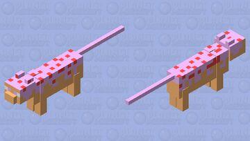 Ya want cake? Here's some! Minecraft Mob Skin