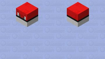 Voltorb Minecraft Mob Skin