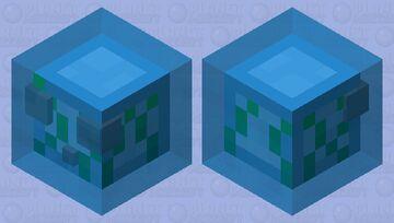 Water Slime Minecraft Mob Skin
