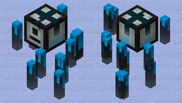 Water Bot - CE Minecraft Mob Skin