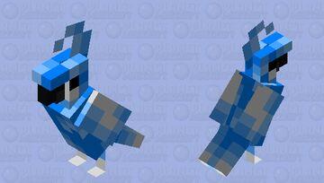 Wave Talons Minecraft Mob Skin
