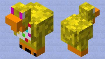 Chica Minecraft Mob Skin