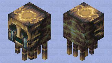 Lacrimosa soul shouting [ghast skin] Minecraft Mob Skin