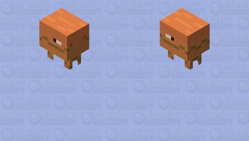 mob C the great hunger Minecraft Mob Skin