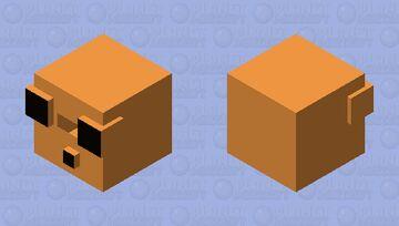 Scp-999 Minecraft Mob Skin